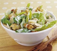 Brian Tracy's Secret Cesar Salad Recipe