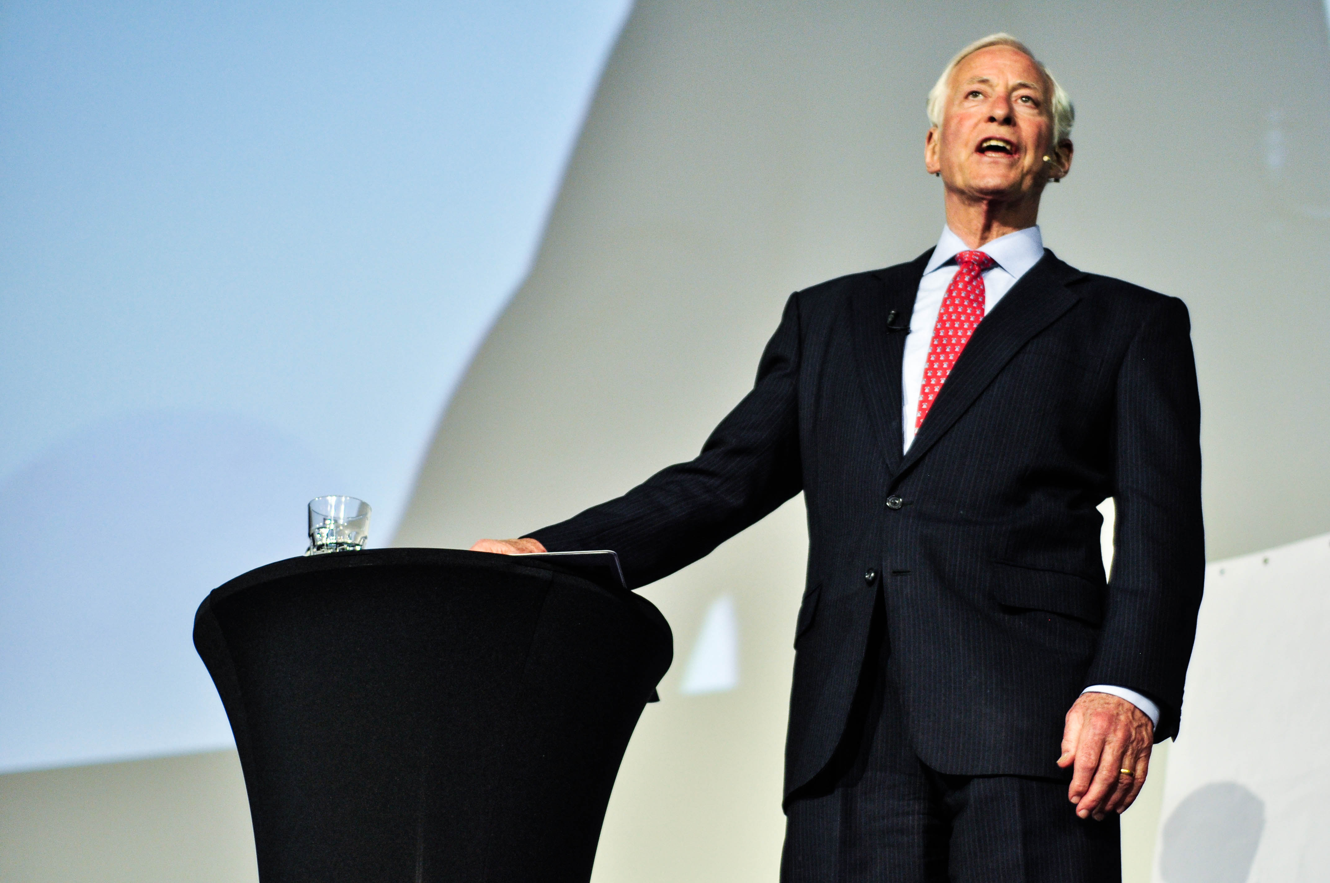 Brian Tracy The Best Motivational Speaker
