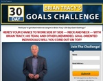 goal setting achieve goals stay motivated brian tracy 30 days goal challenge