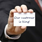 customer service-satisfied customer-customer base