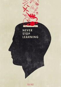 personal development-work hard- lifelong learning