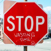 quality of life time wasters importance of time management