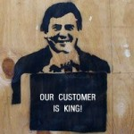 customer service satisfied customer customer base