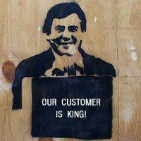 customer service satisfied customer customer base