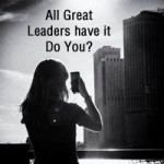 great leaders leadership qualities positive attitude