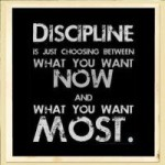 self discipline successful people high values personal management