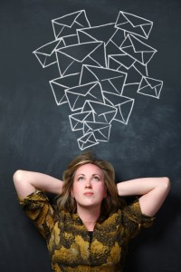 email overload email management managing email