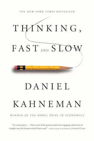 best entrepreneur books thinking fast and slow