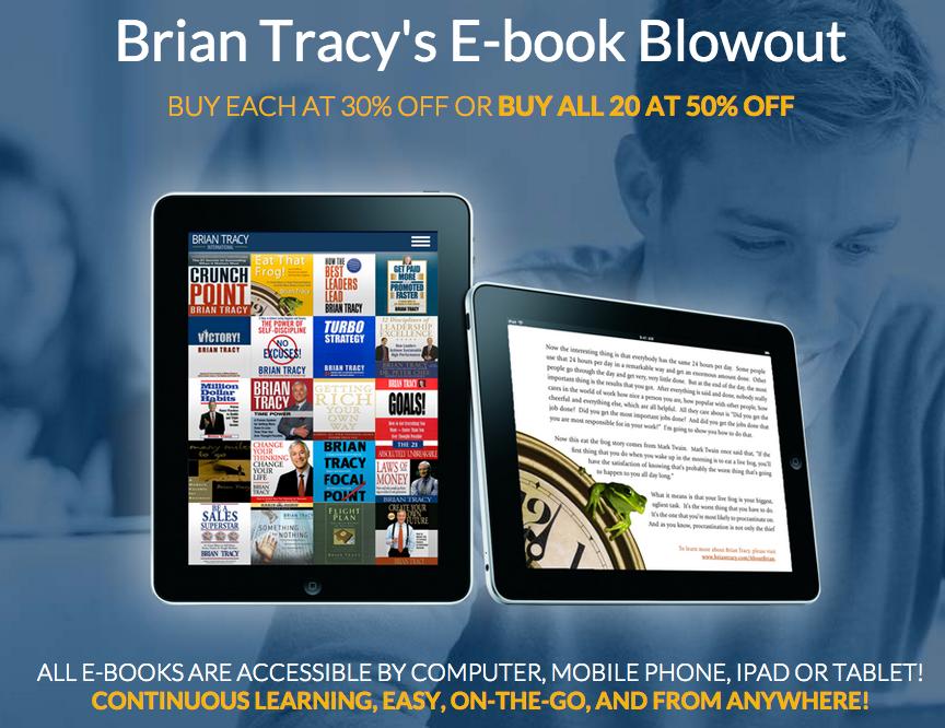 thinking big brian tracy pdf