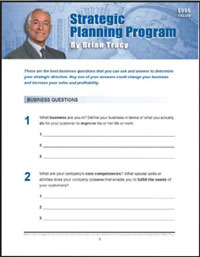Brian tracy goals worksheet pdf