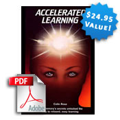 Accelerated Learning Report