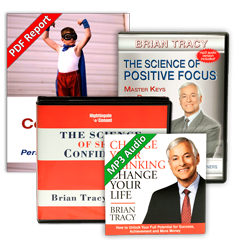 The Science of Self-Confidence Training Kit - Brian Tracy (Digital Training Kit)