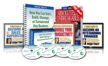 How You Can Start, Build, Manage or Turn Around Any Business Home Study Course