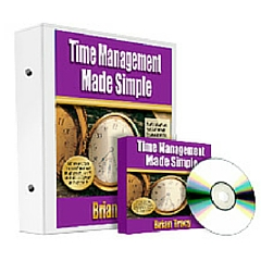 Time Management Made Simple Training Kit
