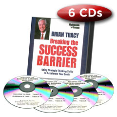 Breaking The Success Barrier - Brian Tracy (MP3)