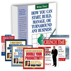 How You Can Start, Build, Manage or Turn Around Any Business Home Study Course Training Kit