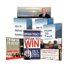 The Power of Effective Communication - Brian Tracy (Digital Training Kit)
