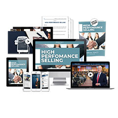 High Performance Selling