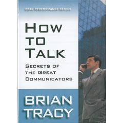 How to Talk – Secrets of the Great Communicators DVD plus transcript