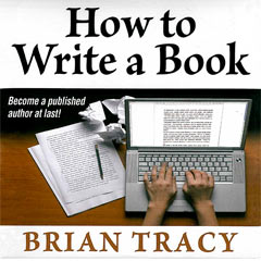How to Write a Book CD