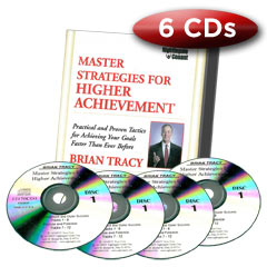 Master Strategies for Higher Achievement, MP3 Audio