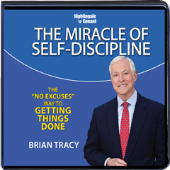 The Miracle of Self-Discipline - 8 CD Set Plus CD workbook - Brian Tracy (MP3)