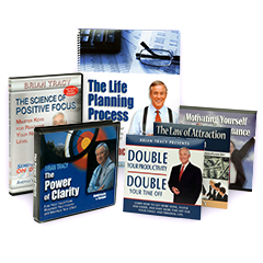 The Power of Clarity Plus Bonuses - Brian Tracy (Training Kit)