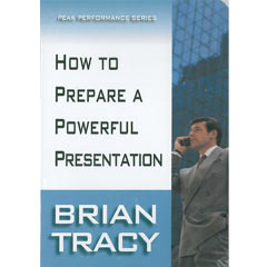 How to Prepare a Powerful Presentation DVD plus transcript