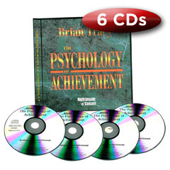 The Psychology of Achievement - Brian Tracy (Compact Disc)