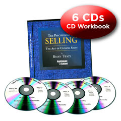 The Psychology of Selling - Brian Tracy (Compact Disc)