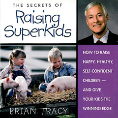 The Secrets of Raising Super Kids - Brian Tracy (Compact Disc)