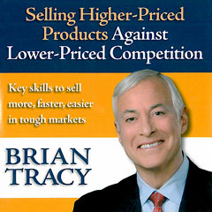 Selling Higher Priced Products Against Lower-Priced Competition