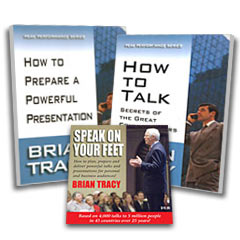 How to Talk: Secrets of the Great Communicators + Bonuses! - Brian Tracy (Training Kit)
