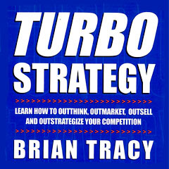 Turbo Strategy - Brian Tracy (Compact Disc)