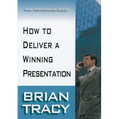 How to Deliver a Winning Presentation DVD plus transcript