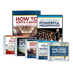 http://www.briantracy.com?utm_medium=affiliate&utm_source=cj.com - Writing and Publishing Starter Kit – Brian Tracy (Digital Training Kit)