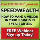 SpeedWealth: The 8 Proven Principles for Creating Wealth Fast...Even from Scratch