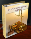 Cut & Paste Website Legal Pages
